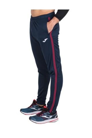 Pantaloni sport barbati Joma Classic Long Bleumarin Rosu