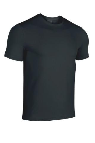 Tricou sport barbati Joma Indoor Gym Tshirt Negru