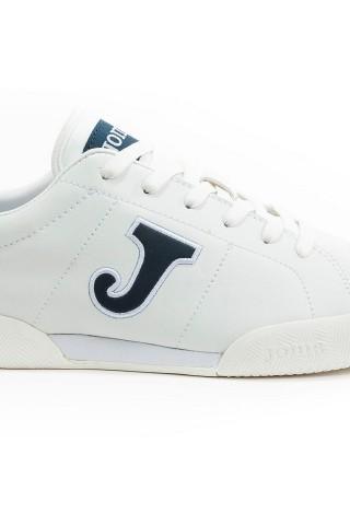 Tenisi barbati Joma Classic 680 Alb