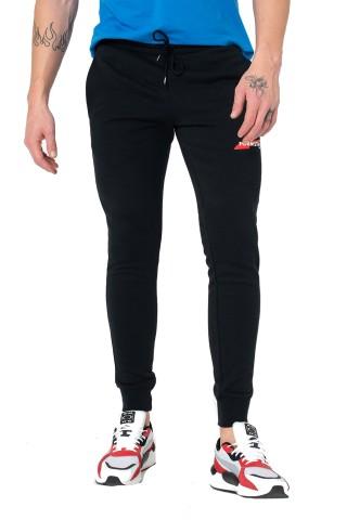 Pantaloni sport barbati Puma Formstrip Negru