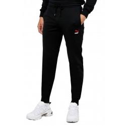 Pantaloni sport barbati Puma Classsic Logo Negru