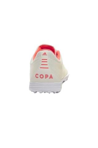 Ghete fotbal copii Adidas Copa 19.3 TF JR Alb