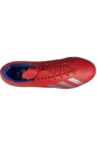 Ghete fotbal barbati  Adidas X 18.4 TF Rosu