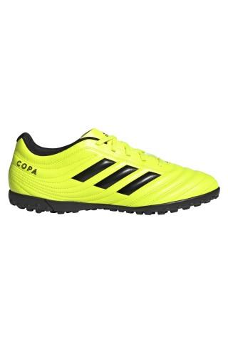 Ghete fotbal barbati Adidas Copa 19.4 TF Galben