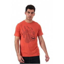 Tricou barbati Bear Max Kermode Orange