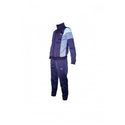 Trening fete Puma FUN TD POLY SUIT Blue