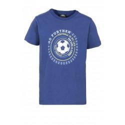 Tricou copii Trespass Footballer Albastru
