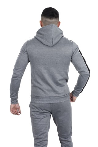 Trening barbati J5 Fashion AARJ167 Quilted Gri