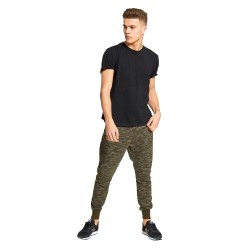 Pantaloni barbati J5 Fashion Realm Space Dye Khaki