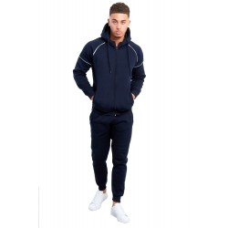 Trening barbati J5 Fashion TS2357 Bleumarin