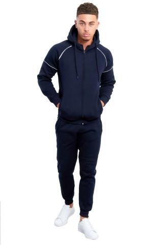 Trening barbati J5 Fashion TS2357 Bleumarin