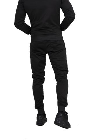Trening barbati J5 Fashion TS2416 Funnel Negru