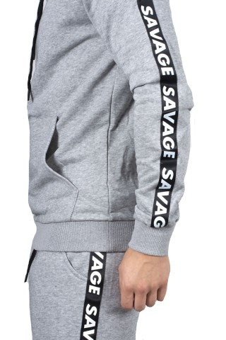 Trening barbati J5 Fashion TX-115 Savage Gri