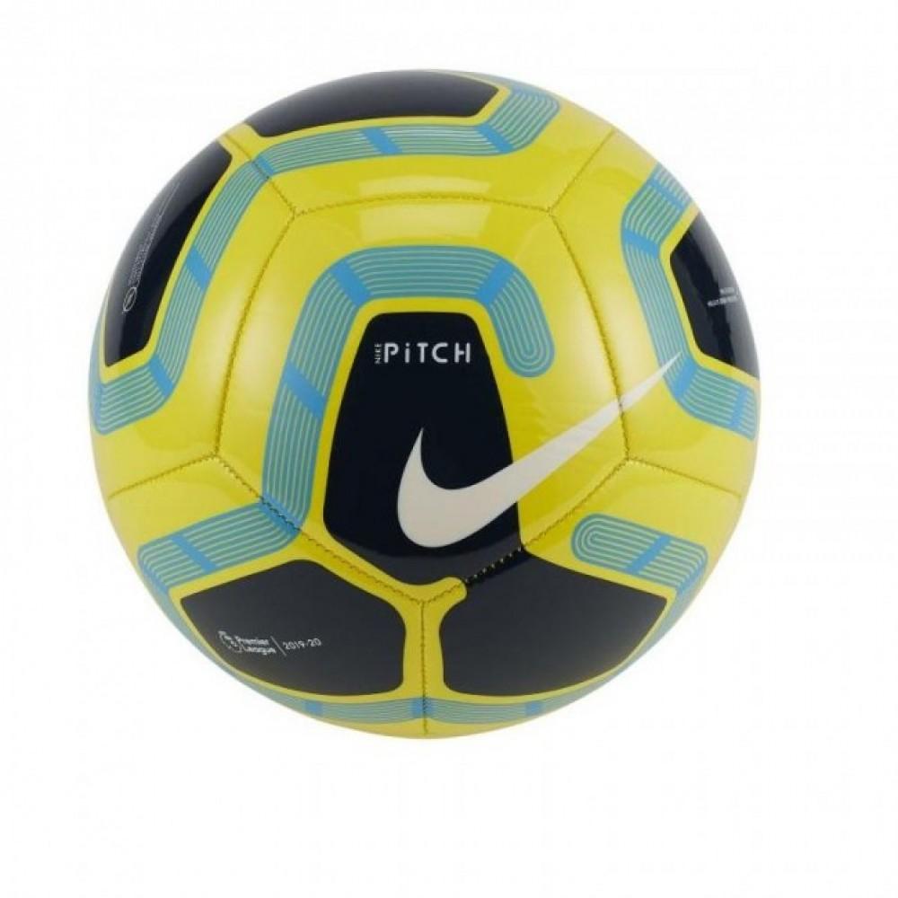 Minge fotbal Nike Pitch Permier League Galben 5