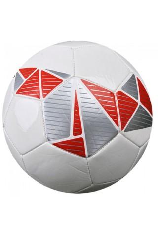 Minge de fotbal Puma Pro Training MS 5 Alb Rosu