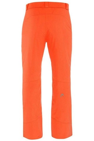 Pantaloni ski barbati Head Summit Pants Portocaliu