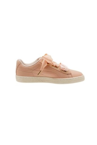 Tenisi femei Puma Basket Heart Soft Rose