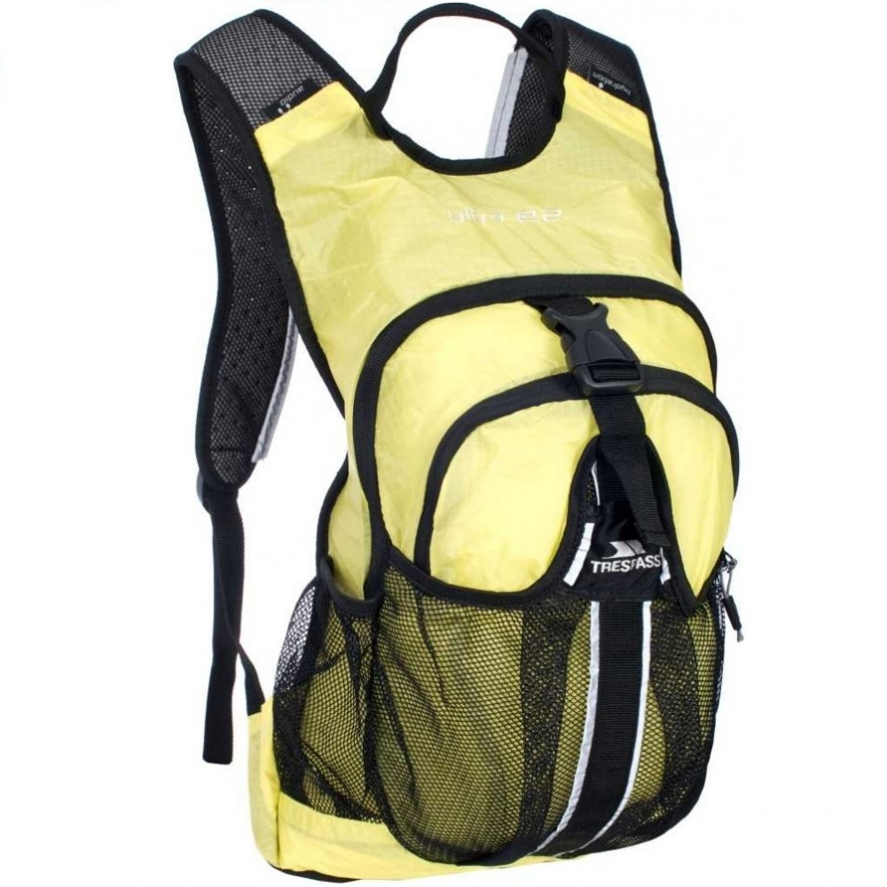Rucsac 22 litri Trespass Ultra 22 Yellow
