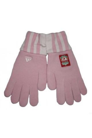 Manusi femei Adidas Manusi Adidas Liverpool Pink