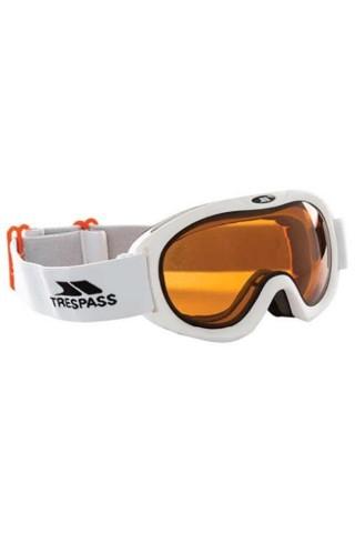Ochelari de ski copii Trespass Hijinx Alb
