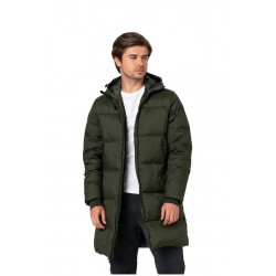 Geaca barbati Under Armour Down Parka Verde