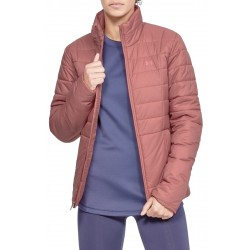 Geaca femei Under Armour UA Insulated JKT Rosu