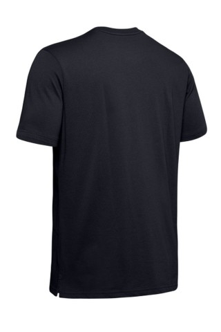 Tricou barbati Under Armour Unstoppable Knit Tee Negru