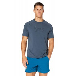 Tricou barbati Under Armour Unstoppable Move Tee Gri